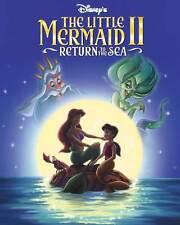 THE LITTLE MERMAID II: RETURN TO THE SEA Movie POSTER 27x40 UK Jodi Benson