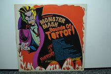 MONSTER MASH SOUNDS OF TERROR SPC-5104 VINYL RECORDS LP