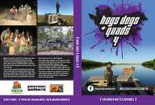 Pig hunting DVD- Hogs Dogs And Quads 4- Boars
