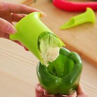 2pcs Creative Pepper Cutter Corer Slicer Tomato Fruit & Vegetable Kitchen Tools