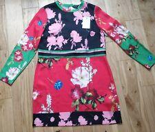 Ted Baker Yanna Tunic Dress in Berry Sundae Print size 3 /UK 12/ US 8