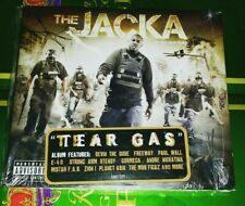 THE JACKA Tear Gas RARE G FUNK OOP BAY RAP CLASSIC MOB FIGAZ