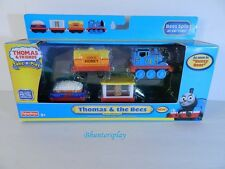 Thomas Train Friends Take N Play Thomas & the Bees 4 Car set Fisher Price