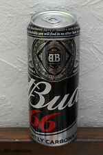 Bud 66 Russian release 0,5L beer can 2019 bottom opened