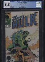 Incredible Hulk #309 CGC 9.8 Mike Mignola CLASSIC early art HELLBOY 1985