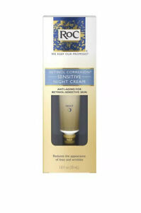 RoC Retinol Correxion Sensitive Night Cream Face Neck Anti Deep Wrinkle 30ml