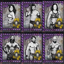 Topps WWE SLAM DIGITAL Card NXT TAKEOVER BROOKLYN PURPLE PREDICTION SET (6 CARD)