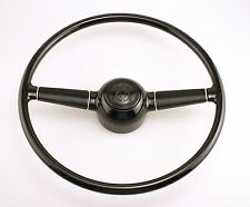 1940 Ford Replica Steering Wheel V8 Horn Button With Built in Adapter