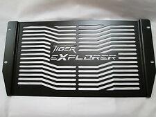 TRIUMPH Tiger 1200 Explorer (12-17) noir radiateur garde par Beowulf T020PCB