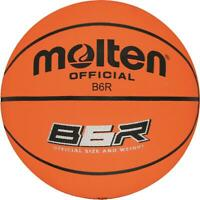 molten Basketball Trainingsball Indoor/Outdoor Streetbasketball orange Gr. 6