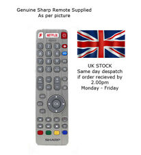 Replacement Remote Control For Sharp TV MODEL, LC32CFG6022E , LC-32CFG6022E