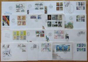 Schweden; Ersttagsbriefe von 1992 HP1291, tolle Erhaltung