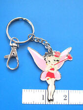 "BETTY  BOOP   ""fairy"" - keychain  key chain GIFT BOXED"