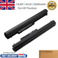 2600mah Laptop Battery La04 HP Pavilion 14 15 Notebook PC 728460-001 248 G1 UK