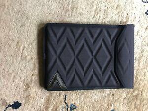 "Targus Pro-Tek Gray Carrying Case Laptop Sleeve Notebook Tablet Cover 14""L"