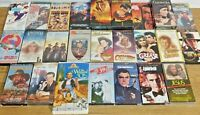 wholesale VHS Lot of 25 Movies Tapes Classics **ONLY CLASSIC VHS FILM MOVIE**