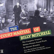 COURT-MARTIAL OF BILLY MITCHELL (SAE) (CD)  Soundtrack