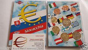 2015 SLOVACCHIA 8 monete 3,88 EURO fdc slovaquie slovakia Slovensko Eslovaquia