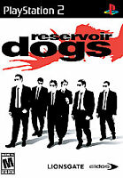 Reservoir Dogs (PlayStation 2, PS2) Disc Only, Tested!