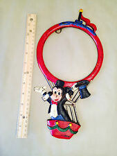 vintage mickey mouse hot air ballon picture frame