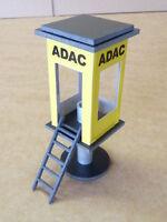 ADAC Kontrollturm in 1:32 Kunststoff für Carrera SLOTCAR DEKORATION        85556