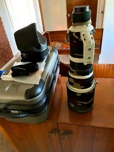 Canon 500 F4 L IS Excellent condition
