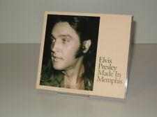 CD Elvis Presley - Made In Memphis (2006 FTD )