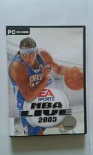 NBA Live 2005 (PC Game)
