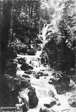 Alte Postkarte - Sassenage - Gorges du Turon