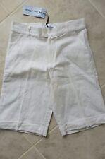 Tartine Et Chocolat Linen Boy Bermuda Shorts 10 years RRP £69