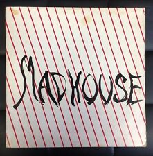 "Madhouse S/T EP 12"" Vinyl 1985 Private Press AOR Texas Hard Rock Southern Rock"