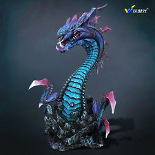 "14""H League of Legends Riot Games Figure Baron Nashor Magnosaurus statue New"