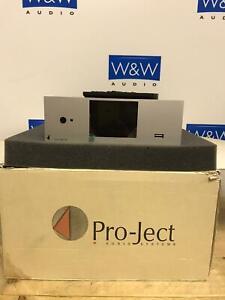 Pro-Ject Stream Box DS - Netzwerkplayer Streamer, inkl. OVP