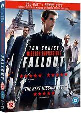 Mission: Impossible - Fallout + Bonus Disc (Blu-Ray)