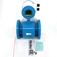 DN100MM Electromagnetic Flow Meter with 4~20mA Output 4'' Flowmeters for Water