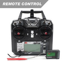 Flysky FS-i6x 2.4G 10CH Transmitter FS-IA10B Receiver For Helicopter Airplane