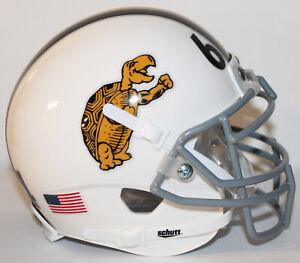 1963-65 Maryland Terrapins Custom Mini Helmet