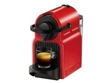 Cafetera de cápsulas Nespresso KRUPS INISSIA XN100 Rojo