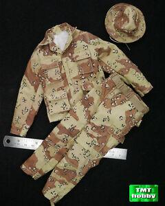 1:6 Scale Soldier Story SS071 USMC KUWAIT 1991 - 6 Color Desert BDU & Hat