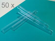 50x Borosilicate Glass Test Tubes (16mm x 150mm) - SPECIAL