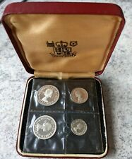 More details for 1979 eliz. ii maundy set coins  4d-1d in red case fdc/unc rare 1188 minted m979c