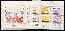 FRANKREICH 1945 STRASBOURG ** FLUGPOSTVIGNETTEN (E0734