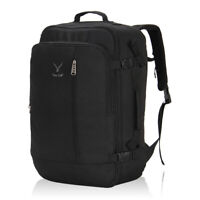 20'' Flight Approved Carry-on Bag Weekender Convertible Travel Suitcase Backpack