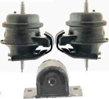 3pcSet Motor Mounts fit Nissan 350Z 03 2004 05 06 07 2008 09 Engine Trans Mounts
