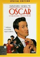 DVD OSCAR - VOM REGEN IN DIE TRAUFE - STALLONE #NEU#