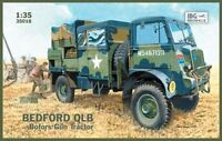 BEDFORD QLB BOFORS GUN TRACTOR (BRITISH MARKINGS) 1/35 IBG BRAND NEW