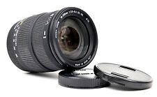 Sigma zoom 18-200mm 1:3. 5-6.3 DC OS pour CANON AF