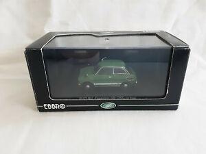 Ebbro Oldies 1:43 Suzuki Fronte SS 360 (1968) - grün