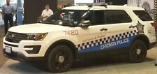 MATCHBOX POLICE CHICAGO FORD EXPLORER INTERCEPTOR CUSTOM UNIT