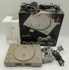 Sony PlayStation PS1 AUDIOPHILE Video Game Console PAL BOXED TESTED